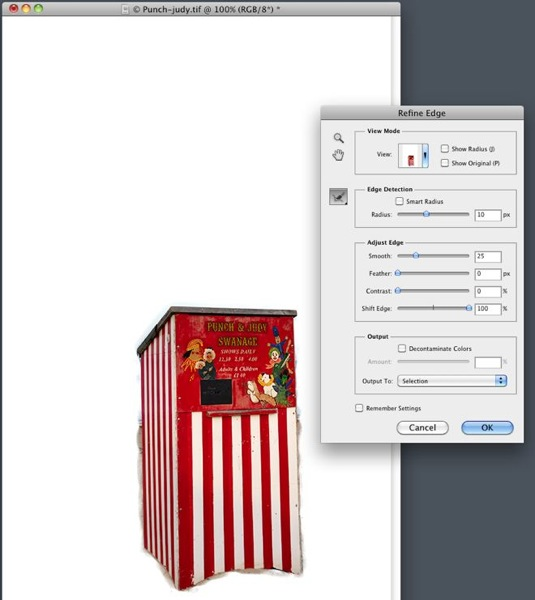 Using Content-Aware Fill To Remove Unwanted Objects From ...