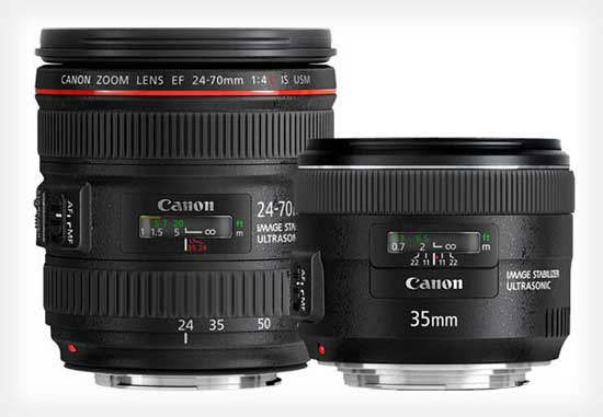 Canon 24 70mm 35mm