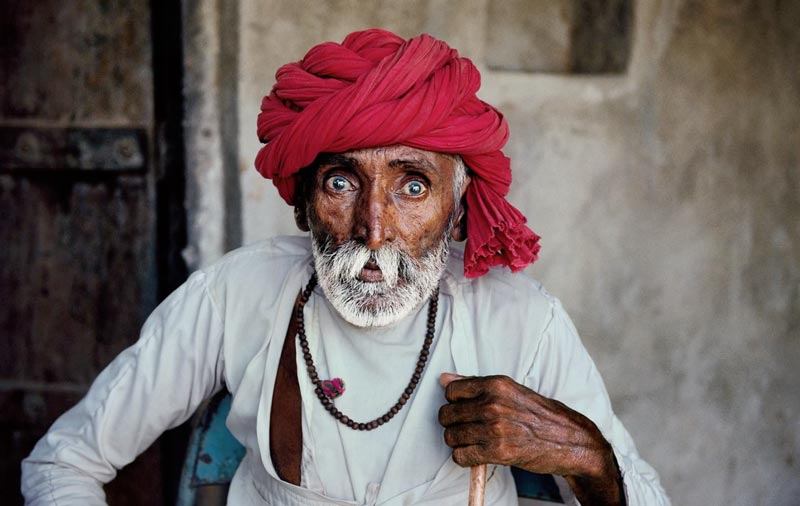 Fill frame mccurry