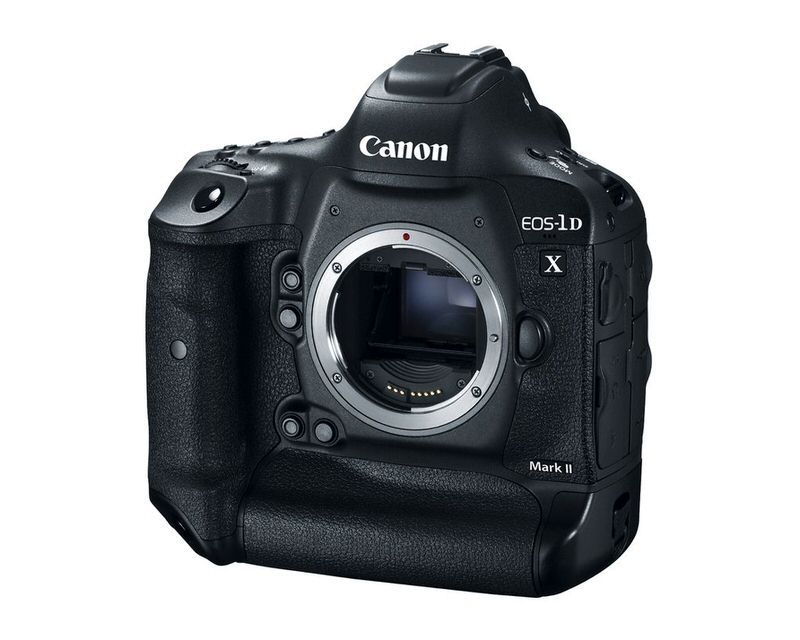 Canon 1dx mark ii body only